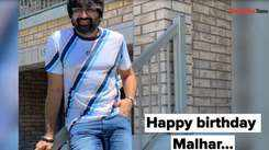 Ahmedabad Times wishes Malhar Thakar a very happy birthday