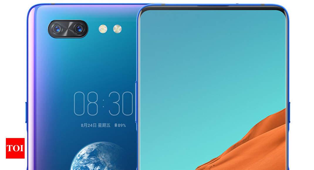 Nubia X 5G dual-screen phone with X50 5G modem announced