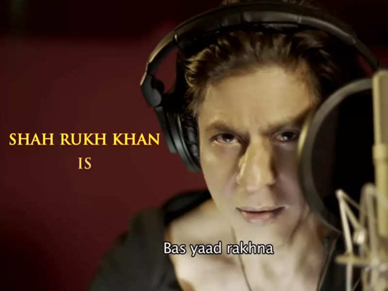 The Lion King Hindi Trailer Shah Rukh Khan S Voice Over As Mufasa Leaves Fans Spellbound Hindi Movie News Times Of India