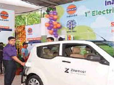 Kerala S First Electric Vehicle Charging Station Opened