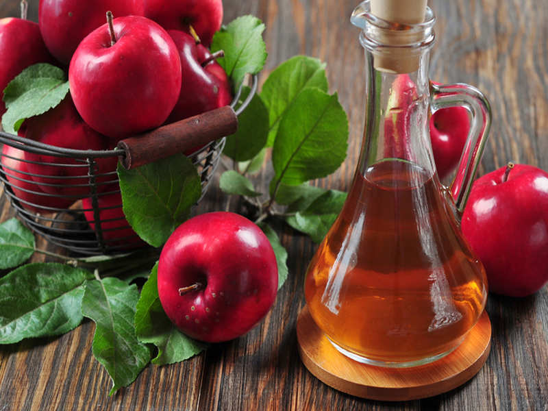 Apple Cider Vinegar: 8 things you should not do while taking apple cider  vinegar - Times of India