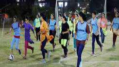 Family sports day was celebrated at IIT-Gn