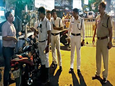 Kolkata: Rogue bikers get 12,000 challans in 12 days