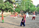 Young women take up self-defence session in the city