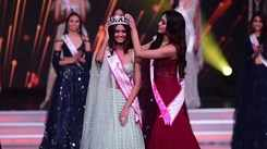 Shreya Shanker fbb Colors Femina Miss India United Continents 2019: Crowning Moment