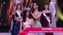 Shivani Jadhav fbb Colors Femina Miss Grand India 2019: Crowning Moments