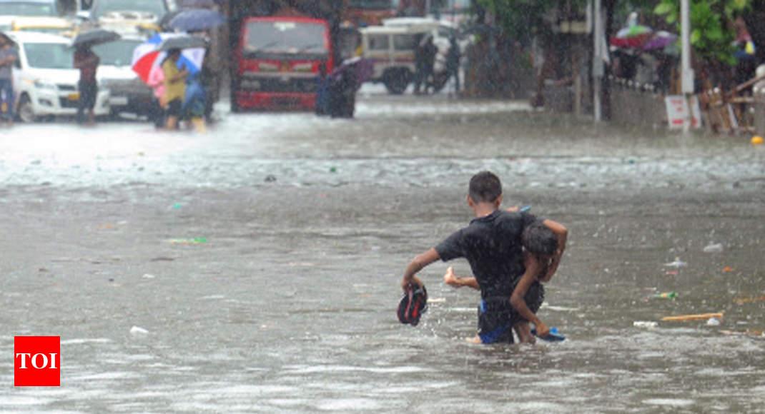 Mumbai: Very heavy rain forecast between July 3-5 | Mumbai News
