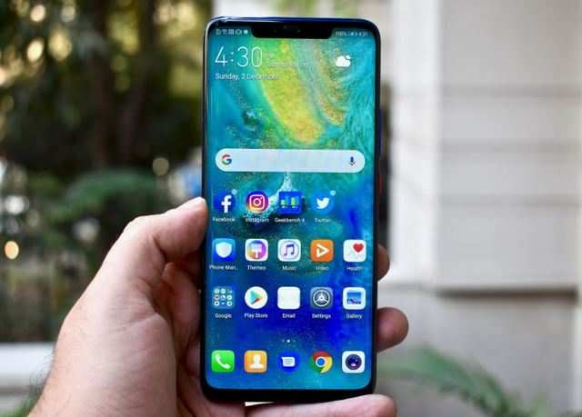 Huawei may opt for circular rear camera design for Mate 30 Pro