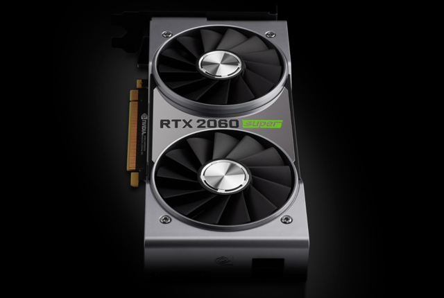 Nvidia GeForce RTX 'Super' series of graphics cards launched