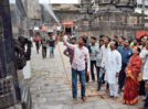A cleanliness drive to sparkle Shri Ambabai Temple in Kolhapur
