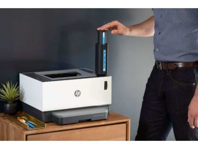 HP introduces 'world's first' Laser Tank printer series in India
