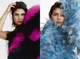You can't miss Priyanka's latest photoshoot