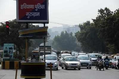 Plan to ease traffic flow at Bakhtawar Chowk, Rajiv Chowk | Gurgaon