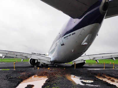 Pilots of SpiceJet flight that overshot Mumbai airport's