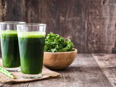 This miraculous green juice will help you lose weight quickly