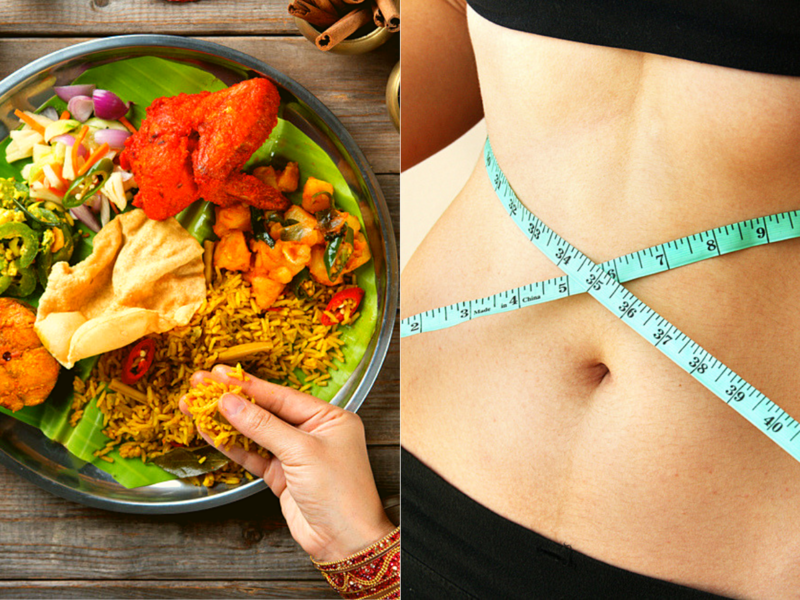 Weight Loss Eating With Your Hand Is The Easiest And Quickest Way To Lose Weight Times Of India