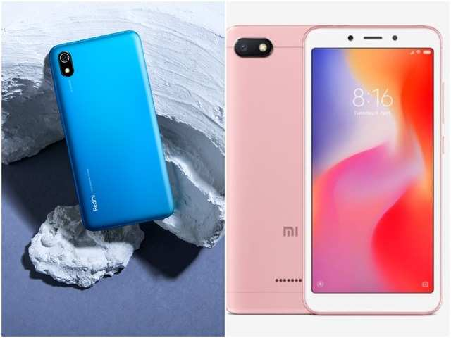 Xiaomi Redmi 7A vs Xiaomi Redmi 6A: Here's what's new and different