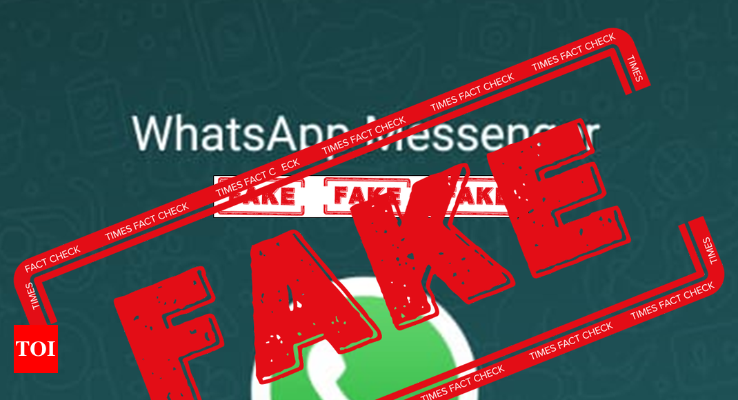 FACT CHECK: Misinformation about WhatsApp widely circulated on