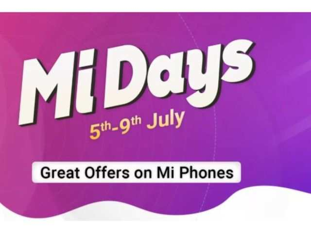 Mi Days on Amazon and Flipkart: Get discounts on Redmi 7, Redmi Note 6 Pro and these Xiaomi phones