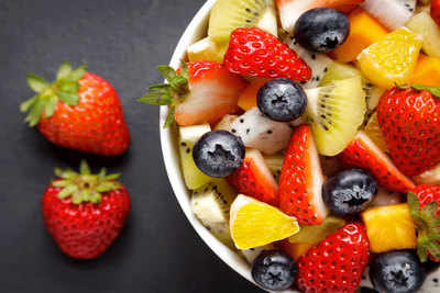 What is the right time to eat fruits