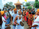 Rath Yatra of Lord Jagannath held in the city