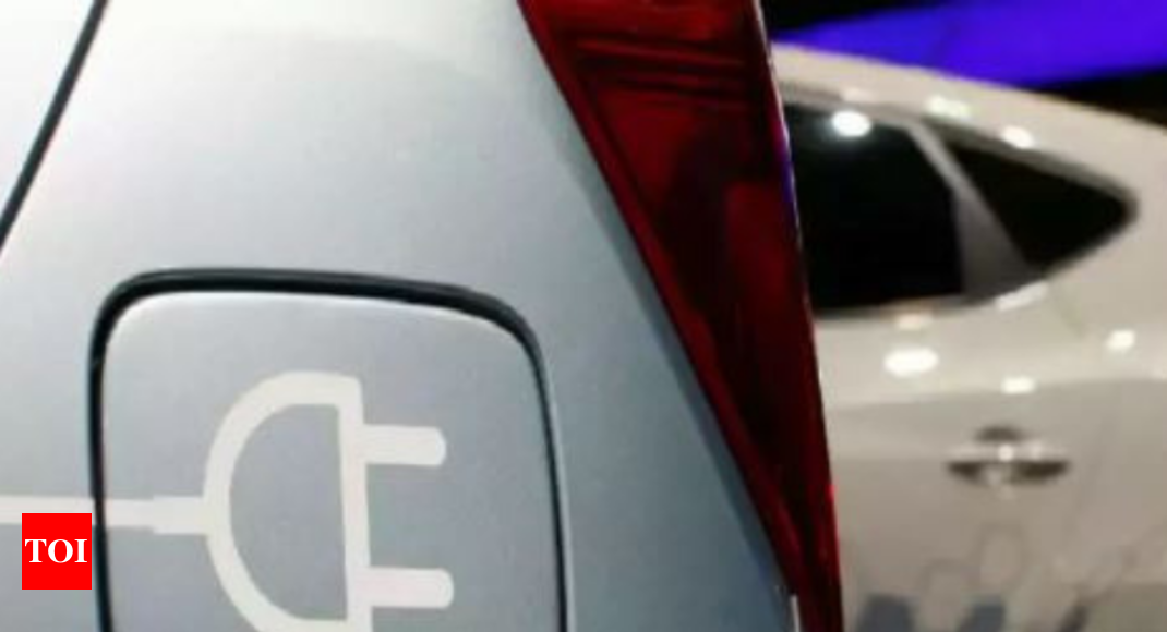 Green mobility gets fresh e-charge - Times of India