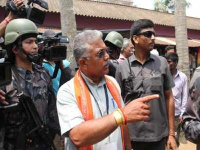 Bengal BJP chief Dilip Ghosh hits out at Amartya Sen over