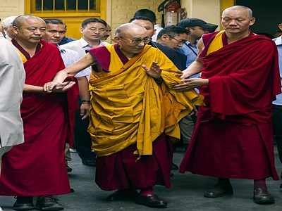 Dalai Lama turns 84