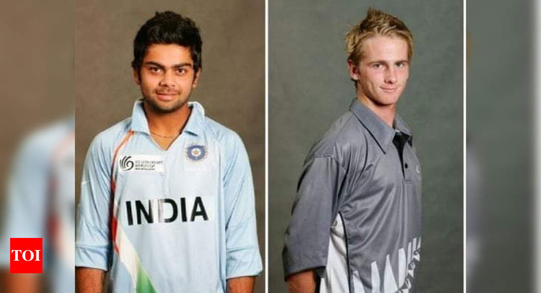 Icc World Cup India Vs New Zealand Virat Kohli And Kane