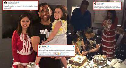Happy Birthday Ms Dhoni Wishes Pour In From B Town As Mahi Turns 38 Hindi Movie News Bollywood Times Of India