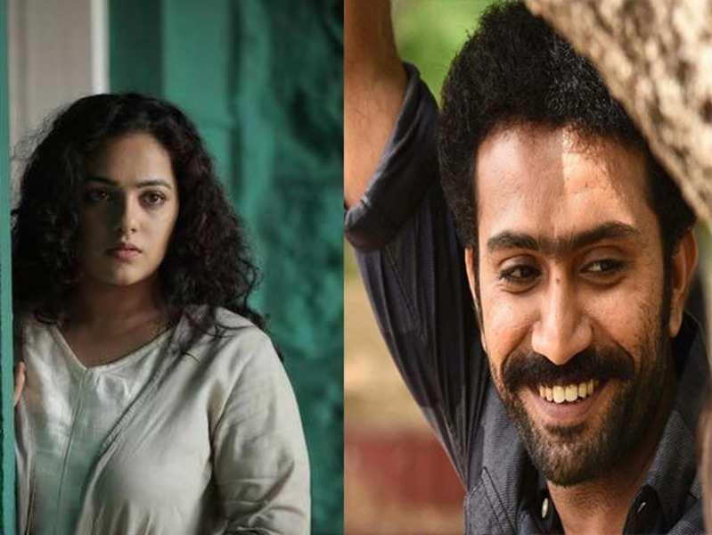Nithya Menen and Shine Tom Chacko in Ajay Devaloka's crime thriller