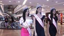 Miss India 2019 winners visit Sephora store in Mumbai
