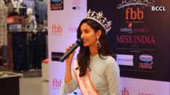 Miss India has always been my childhood dream: Shivani Jadhav