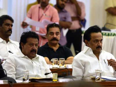 Parties divided on 10% EWS quota, Tamil Nadu to seek legal