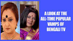 A look at the all-time popular vamps of Bengali TV
