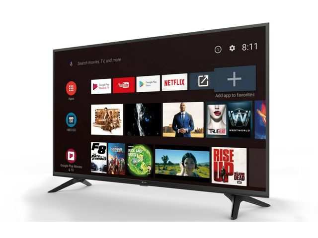 Micromax launches new range of Android TVs and washing machine, price starts at Rs 13,999