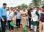 Surrounding of Harsul Central Jail witnesses tree plantation drive