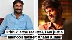 I am just a mamooli master, not a star: Anand Kumar