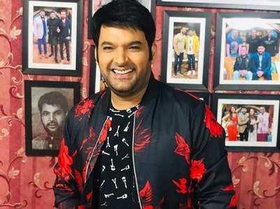 Kapil jokes about his show shutting down