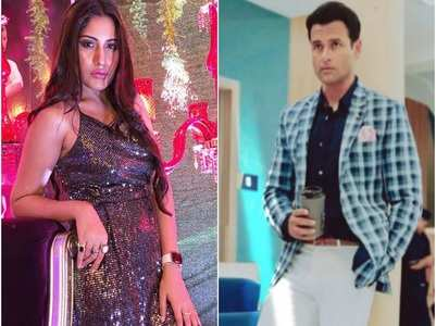 Surbhi calls co-star Rohit 'sexy and suave'