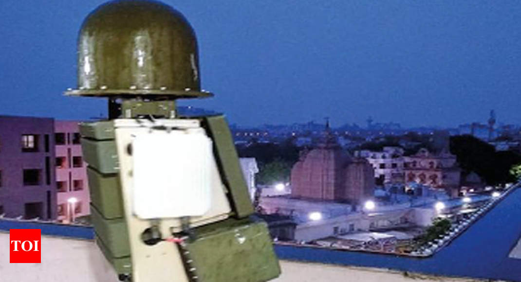 Gujarat police to buy anti-drone system