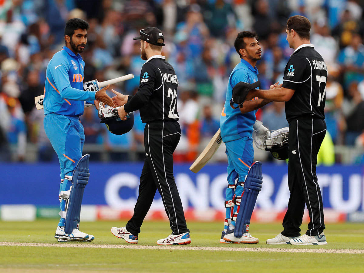 India vs New Zealand World Cup 2019: Four reasons why India lost World Cup semifinal against New Zealand | Cricket News - Times of India