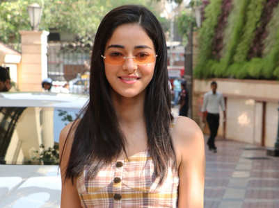 Ananya Panday gets trolled again