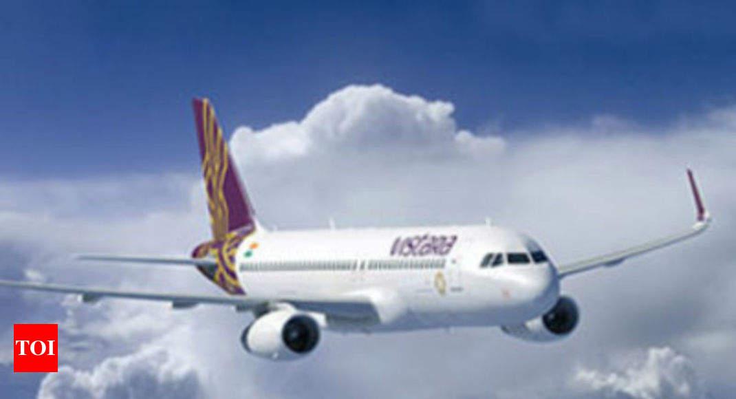 Vistara to begin international flights from next month