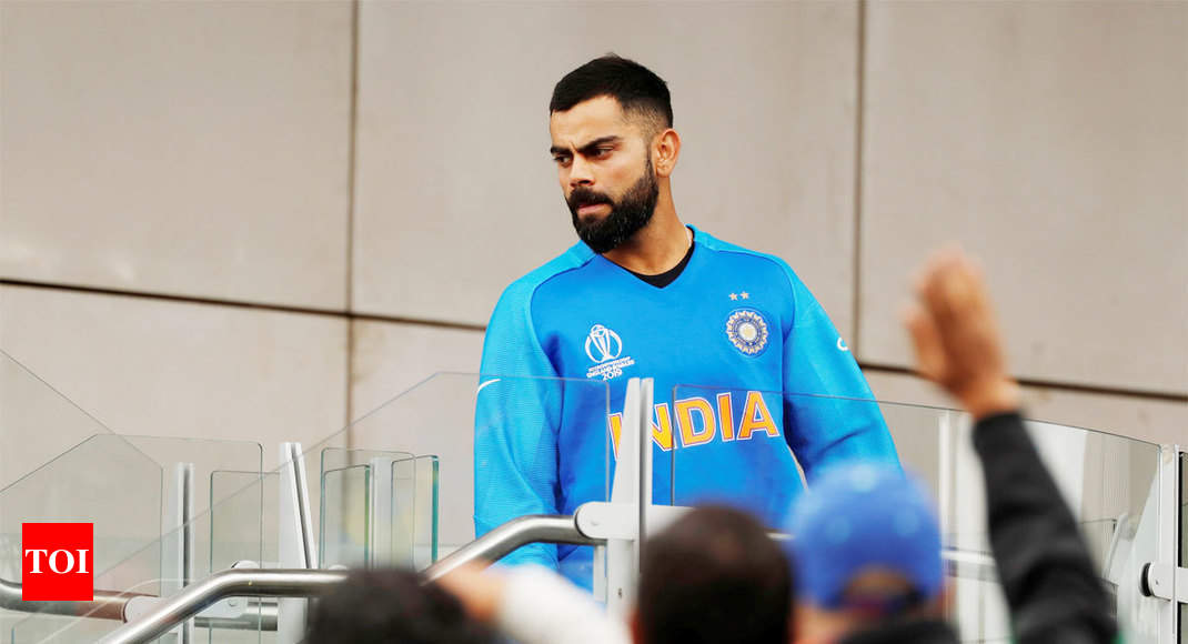 Virat Kohli to fans after India's World Cup exit: 'We gave everything we had' -