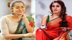 From Nayanthara to Parvathy Thiruvoth: Successful actresses who started their career with TV shows