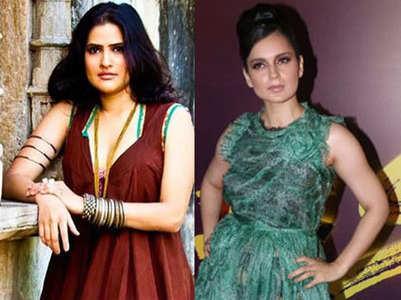 Sona Mohapatra slams Kangana and sis Rangoli