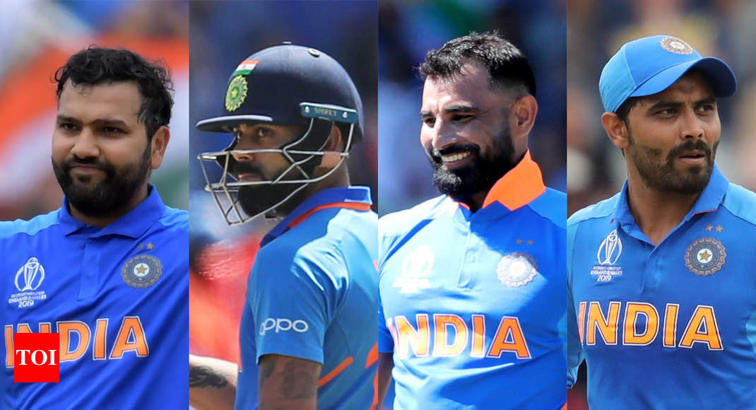 Team India's achievements in 2019 World Cup