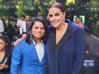 TV celebs laud Dutee Chand's gold win
