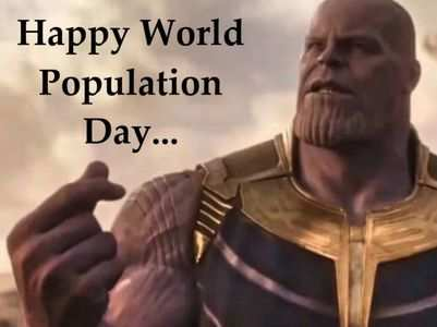 World population day: Funny memes on crude reality